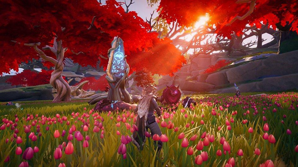 Frozen Flame, Action RPG multijugador, confirma su lanzamiento en consolas