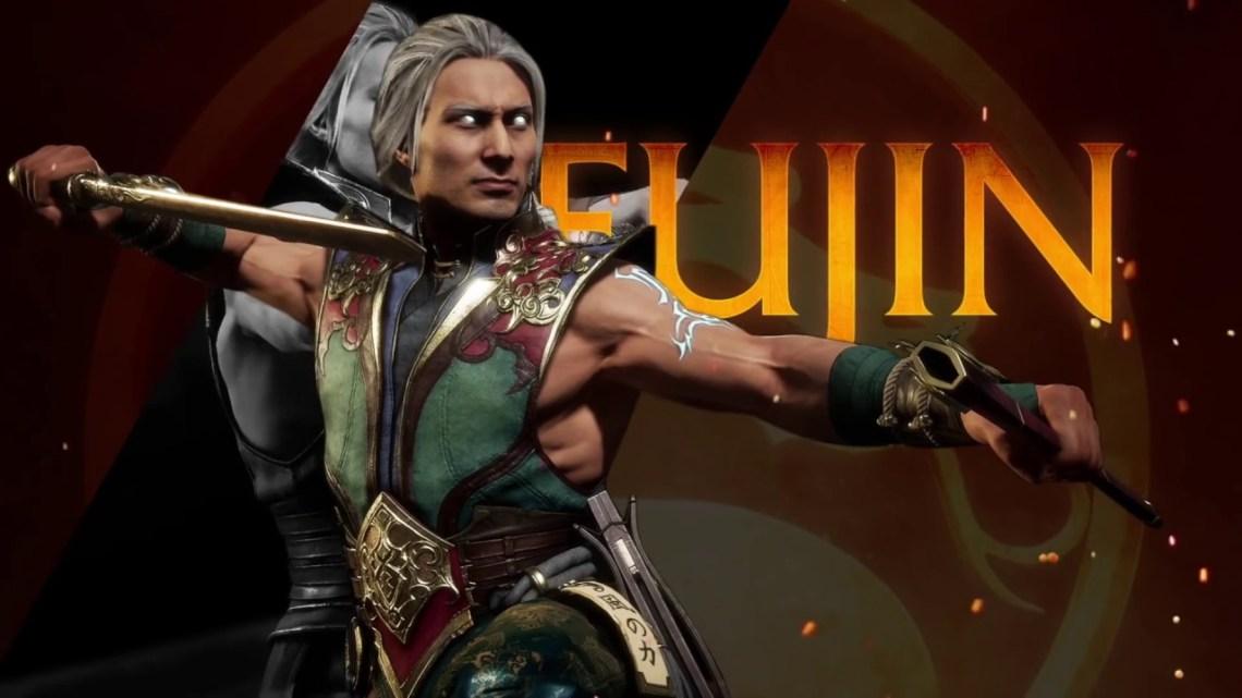 Fujin, el Dios del Viento, protagonista del nuevo tráiler de Mortal Kombat 11: Aftermath