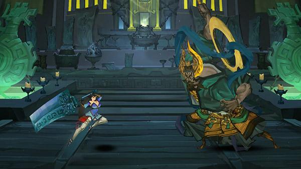 Bladed Fury llegará en formato físico para PlayStation 4 y Nintendo Switch