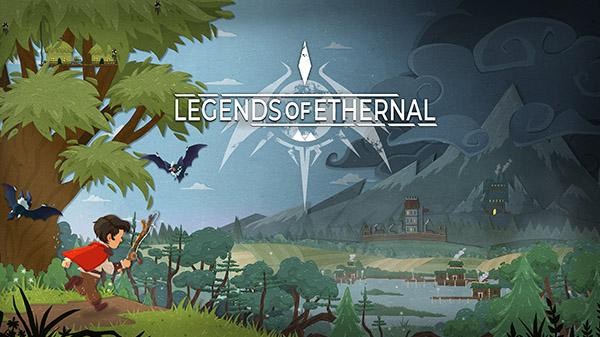 Legends of Ethernal, nuevo título de acción y aventuras en 2D para PS4, Xbox One, Switch y PC