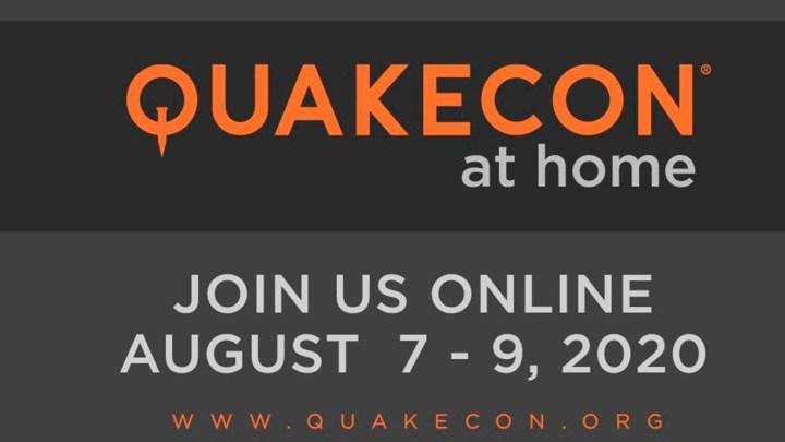 QuakeCon 2020 será un evento digital y se celebrará del 7 al 9 de agosto