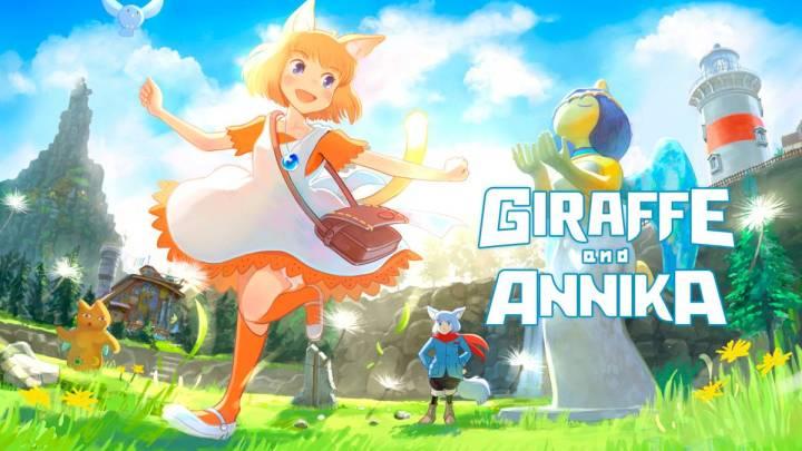 Giraffe and Annika recibe nuevo vídeo sobre sus personajes, exploración y el rítmico combate