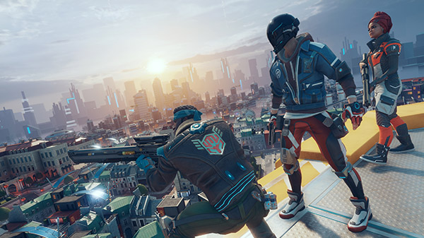 Ubisoft presenta Hyper Scape, nuevo shooter free-to-play para PS4, Xbox One y PC