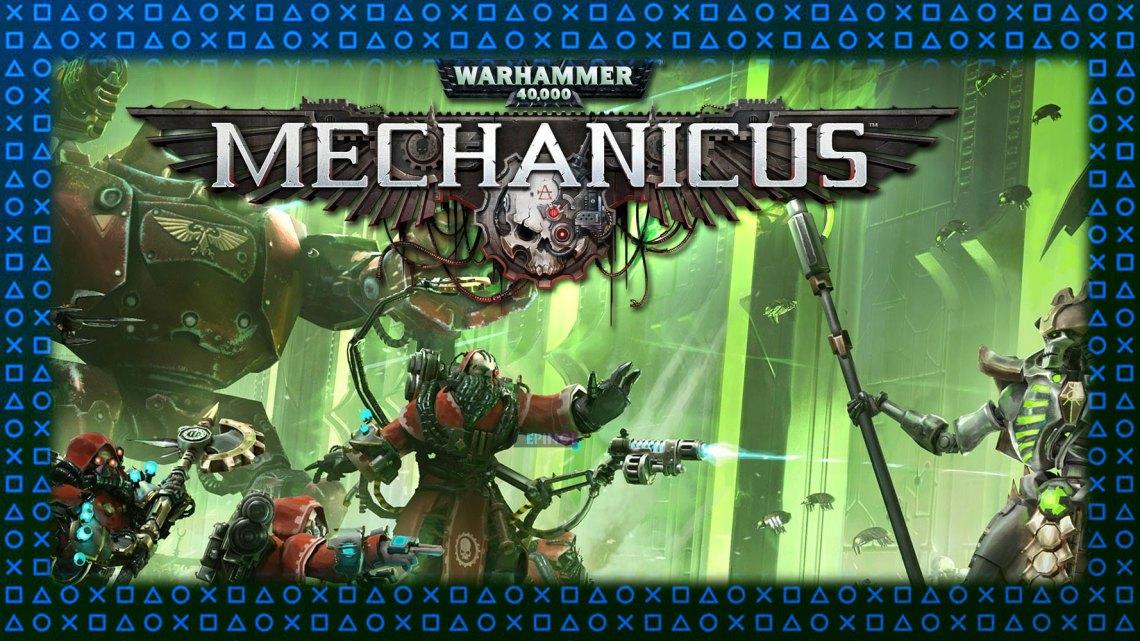 Análisis | Warhammer 40,000: Mechanicus