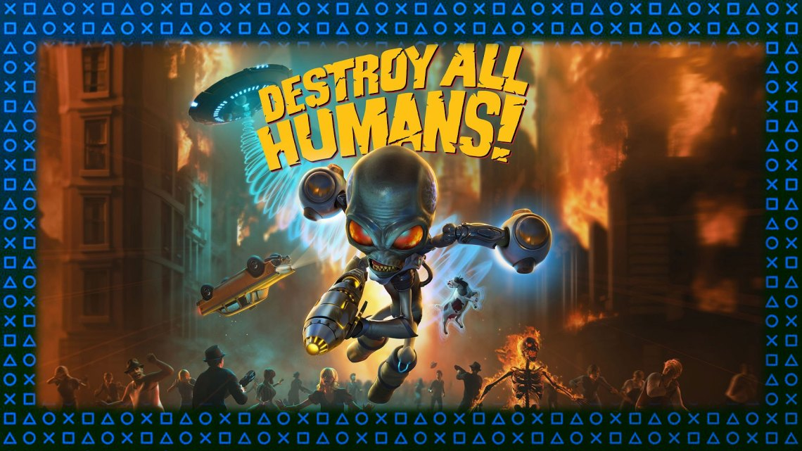 Análisis | Destroy All Humans!