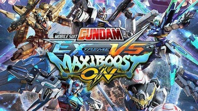 Ya disponible Mobile Suit Gundam Extreme VS. MaxiBoost On