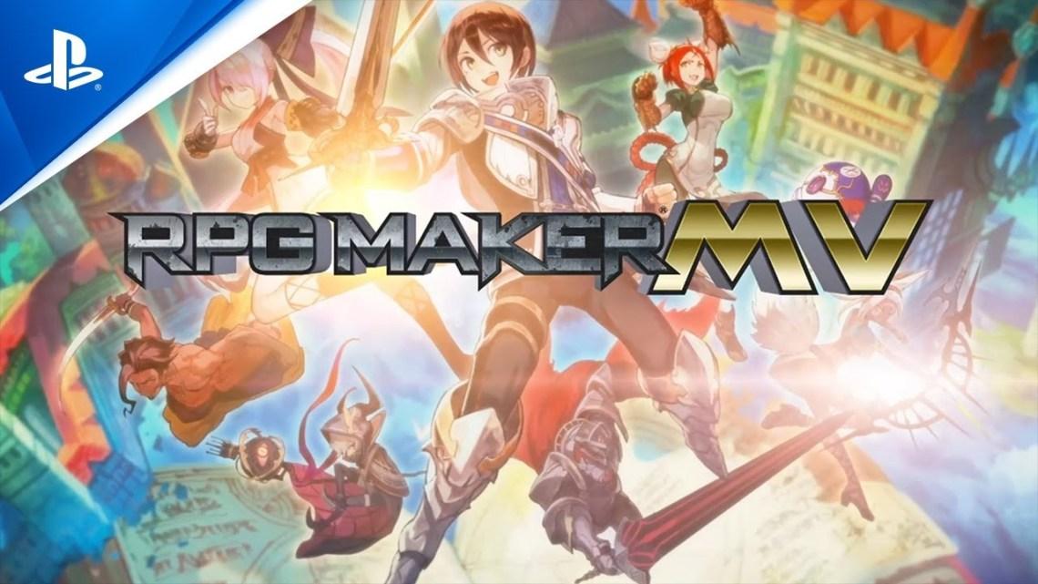 RPG Maker MV para PS4 y Switch presenta su tráiler de lanzamiento