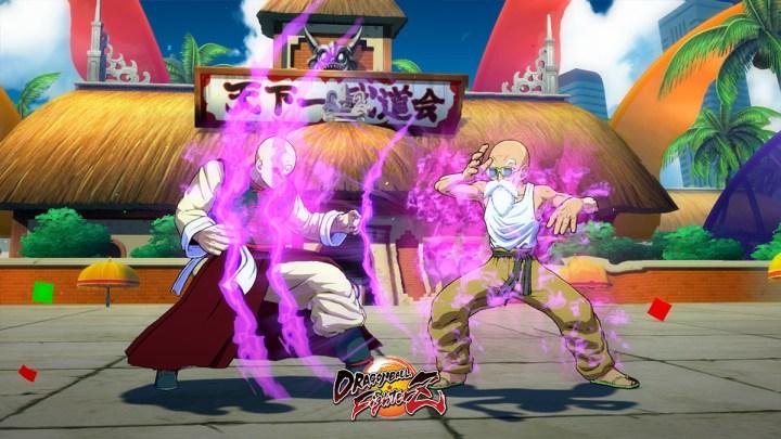 Dragon Ball FighterZ   El Maestro Roshi protagoniza el nuevo tráiler de lanzamiento