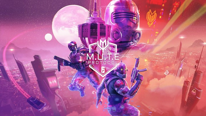 Rainbow Six Siege anuncia el evento M.U.T.E. protocal, disponible del 4 al 17 de agosto