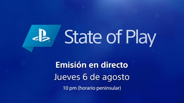 Nuevo State of Play para el 6 de agosto con juegos de PS4, PS VR, indies de PS5 y third-party de PS5