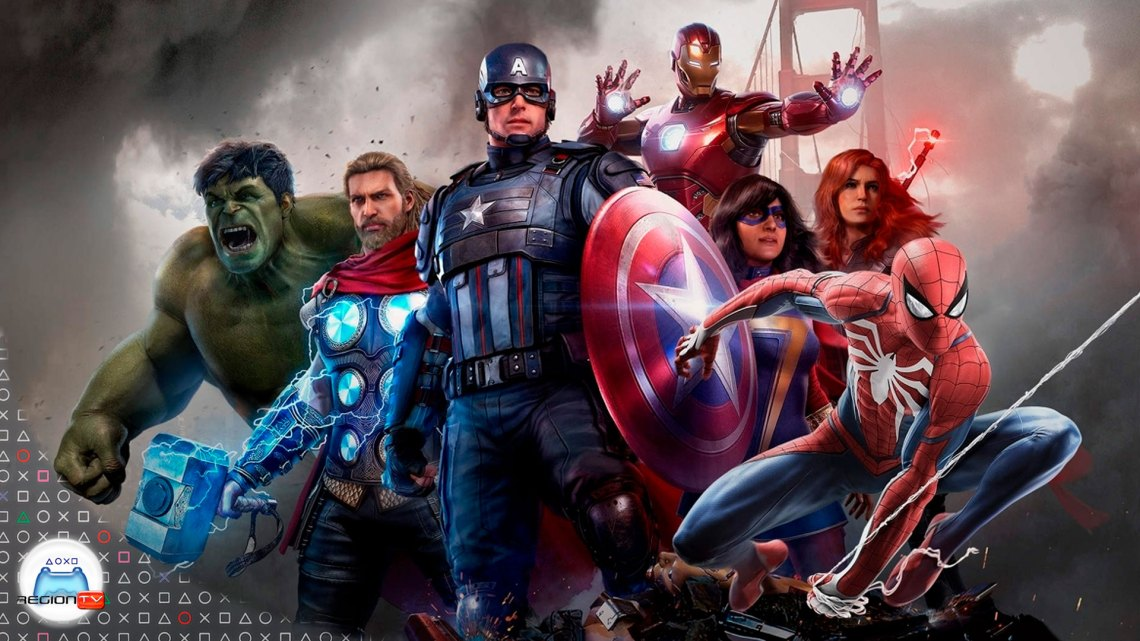 Region TV | Toma de Contacto: Marvel's Avengers BETA