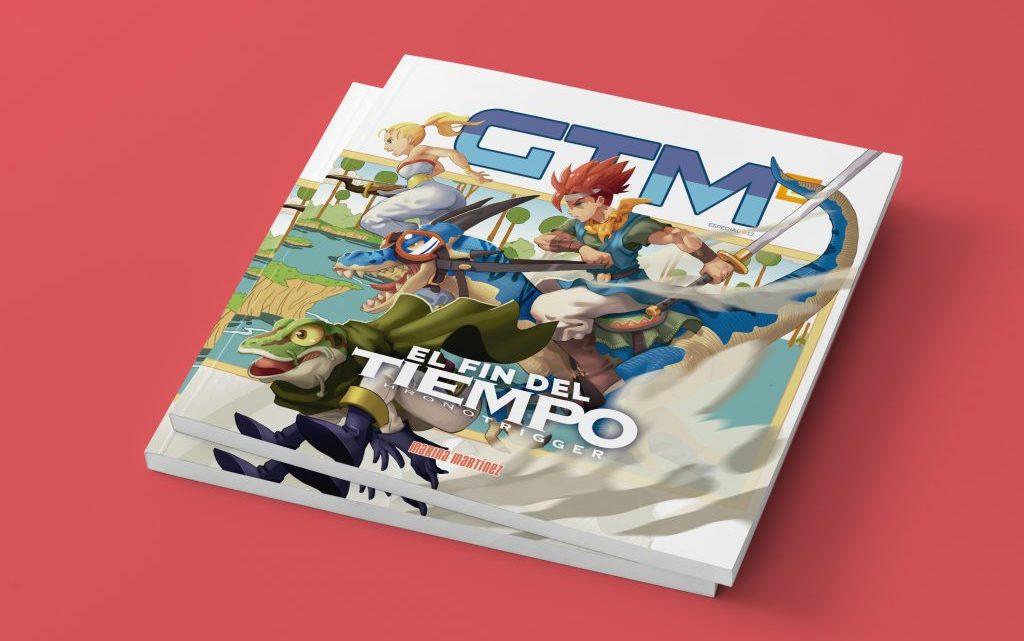 Descubre 'Chrono Trigger: El Fin del Tiempo', el nuevo monográfico que prepara GTM