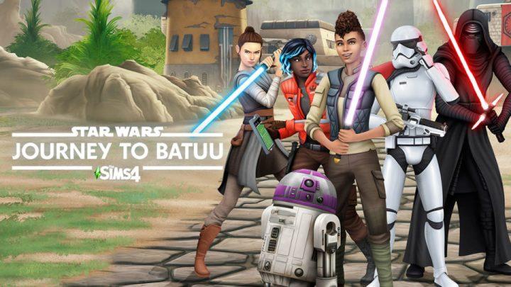 Los Sims 4 – Star Wars: Viaje a Batuu presenta todas las novedades en su primer gameplay