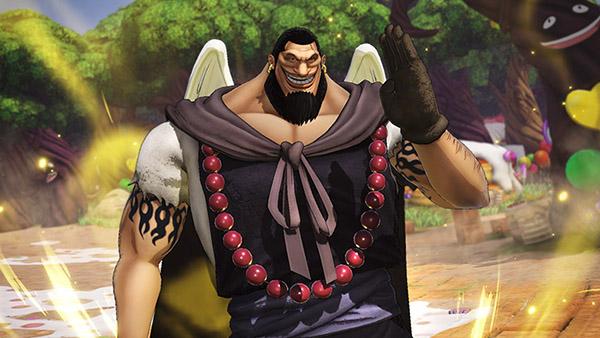 Uroge protagoniza el nuevo tráiler de One Piece: Pirate Warriors 4