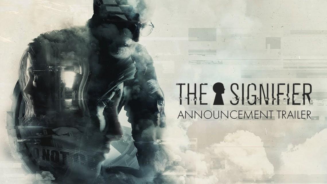 La aventura de misterio 'The Signifier' llegará a PS4 a principios de 2021