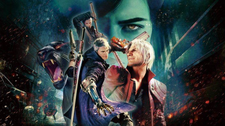 Así será la espectacular carátula de Devil May Cry 5: Special Edition en PS5 y Xbox Series X/S