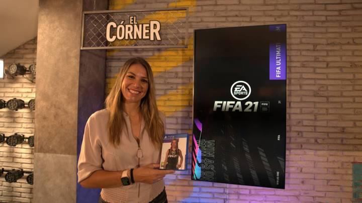 Nira Juanco será la primera voz femenina de la historia como comentarista en FIFA 21
