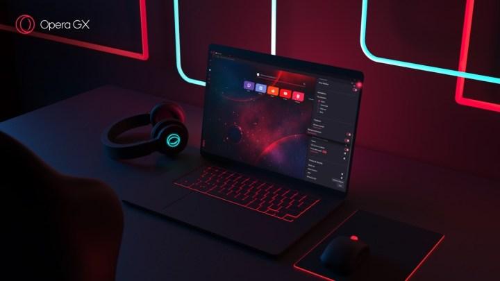 Opera GX se convierte en el primer navegador gaming del mundo con música inmersiva