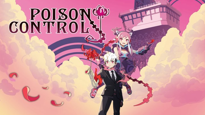Poison Control debuta en Switch y PS4