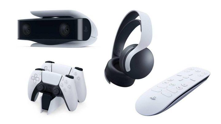 Confirmados los precios oficiales del DualSense y resto de accesorios de PS5