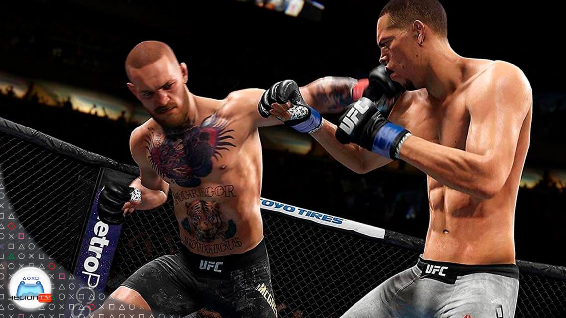 Region TV | Toma de Contacto: EA SPORTS UFC 4