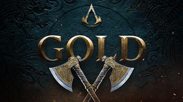 Assassin's Creed Valhalla finaliza su desarrollo y ya es GOLD