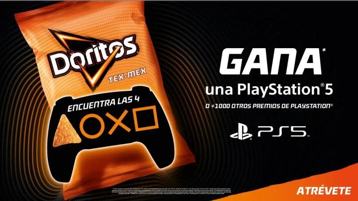 Gana una PlayStation 5 con el nuevo concurso de Doritos y PlayStation
