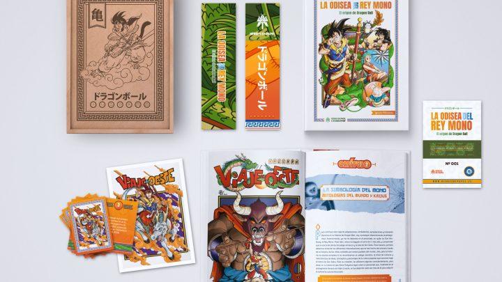 Héroes de Papel anuncia La odisea del Rey Mono: El origen de Dragon Ball