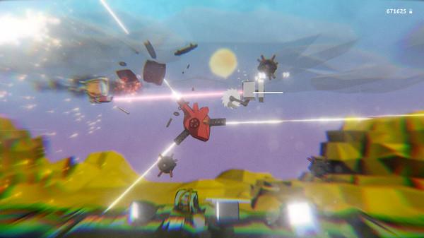 Anunciado GROOD, nuevo shoot'em up para PS4, Xbox One, Switch y PC