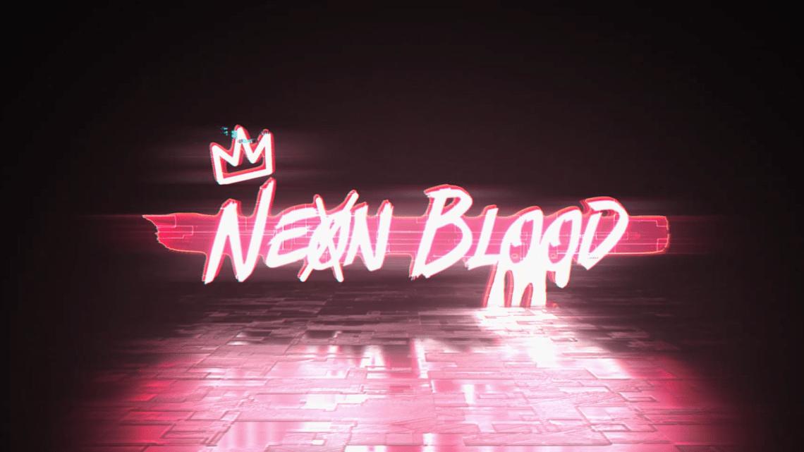 Presentación | Neon Blood (ChaoticBrain Studios)