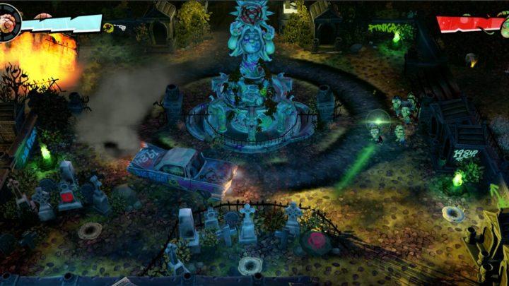 Ray's The Dead confirma su fecha de lanzamiento en PS4
