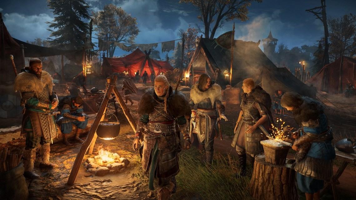 Assassin's Creed Valhalla muestra en un nuevo tráiler la profundidad de sus mecánicas jugables