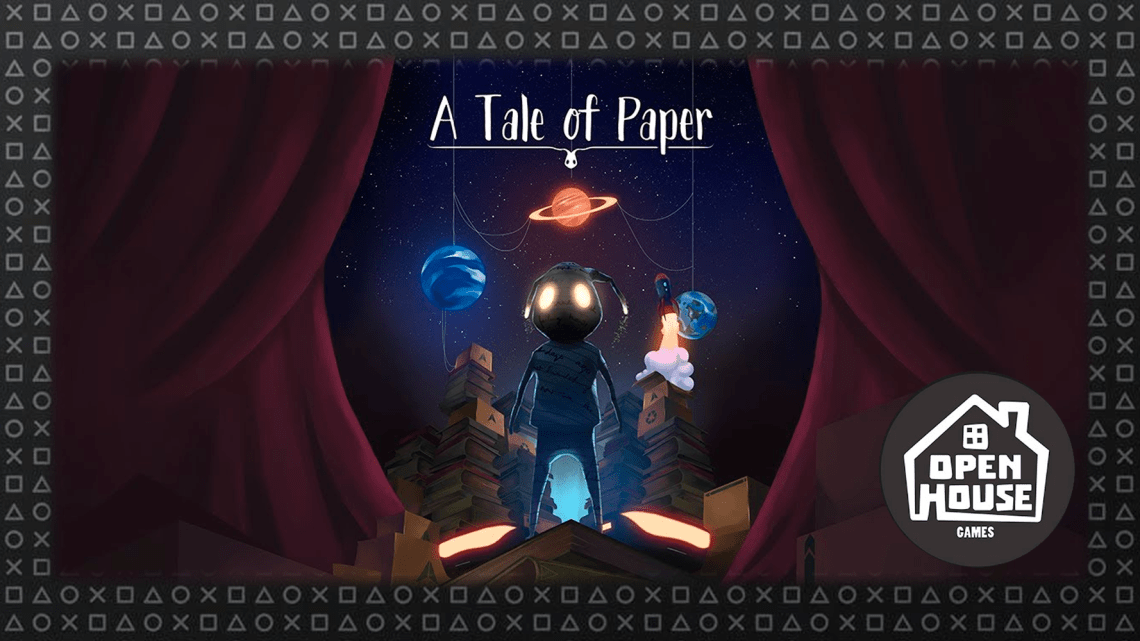 Entrevista | Open House Games (A Tale of Paper)