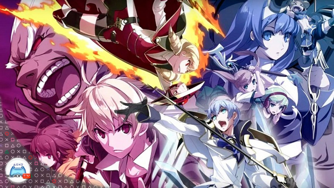RegionTV | Toma de Contacto | Under Night In-Birth Exe:Late [s t]