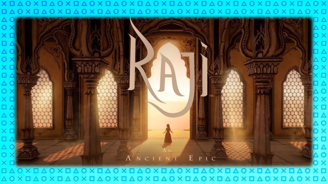 Avance   Raji: An Ancient Epic
