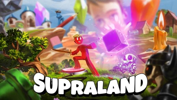 Supraland estrena tráiler de lanzamiento