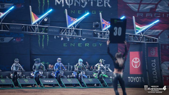 Milestone anuncia Monster Energy Supercross – The Official videogame 4 para el 11 de marzo