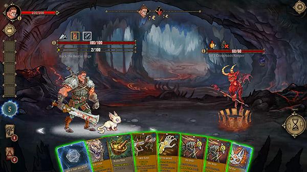 Anunciado Deck of Ashes, RPG de cartas para PS4, Xbox One y Switch