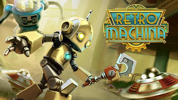 Retro Machina, aventura de acción y exploración, ya disponible en PS4, Xbox One, Switch y PC   Tráiler de lanzamiento