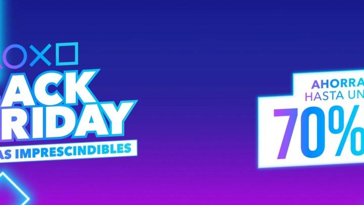 Ya disponibles las ofertas del Black Friday en PlayStation Store, con rebajas de hasta el 70%
