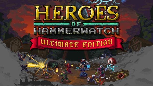 Heroes of Hammerwatch – Ultimate Edition llega a PlayStation 4 el 1 de diciembre
