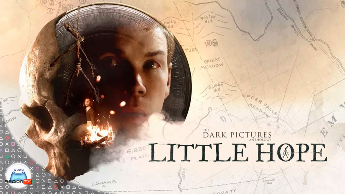 Region TV | Toma de Contacto | The Dark Pictures Anthology: Little Hope