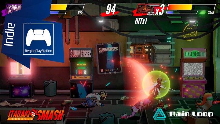 Presentación | Itadaki Smash (Main Loop Games)
