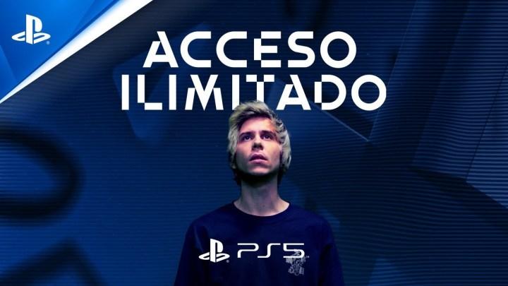 """Rubius, Ibai, DjMariio y muchos más se reunen en el increíble corto """"Acceso Ilimitado"""" de PS5"""
