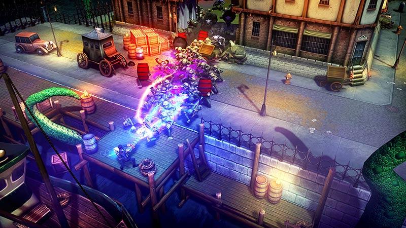 Tesla Force, el juego de 10tons ya disponible en la PlayStation Store