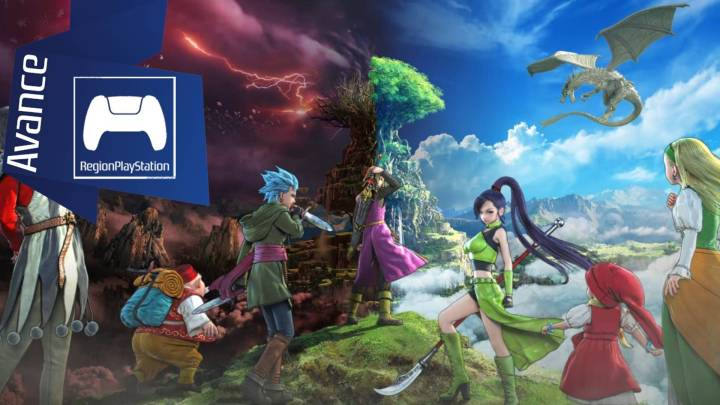 Avance | Dragon Quest XI S: Definitive Edition