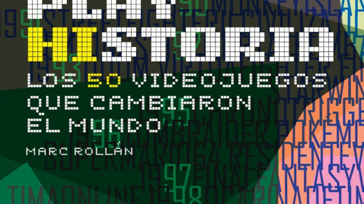 Desvelada la portada de PLAY Historia: Los 50 videojuegos que cambiaron el mundo