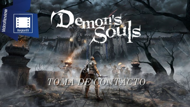 Region TV | Toma de Contacto: Demon's Souls