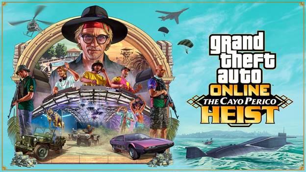 GTA Online: Golpe a Cayo Perico, ya disponible