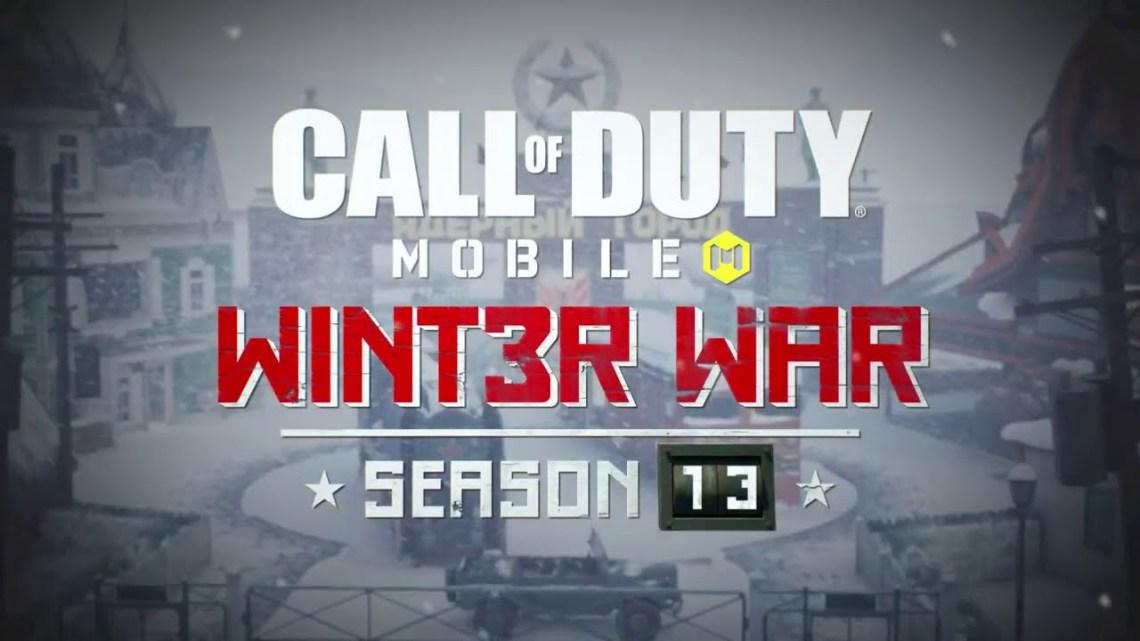 Call of Duty: Mobile recibe la Temporada 13, Winter War